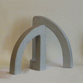 Carole Turner Arches Sculpture